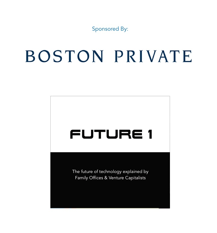 Live Webshow w/ a Family Office:  Richard Perez:  Boston Private, Soros FO image