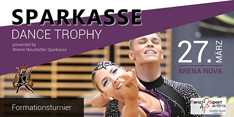 Sparkasse Dance Trophy - Samstag Tickets