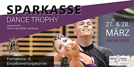 Sparkasse Dance Trophy - Kombiticket