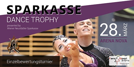 Sparkasse Dance Trophy - Sonntag Tickets