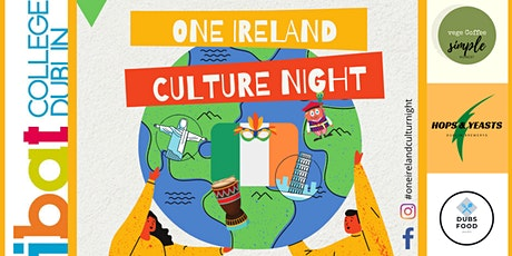 One ireland ibat students culture night tickets