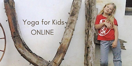 Yoga for Kids Online tickets