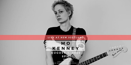 MO KENNEY at New Scotland Brewing Co. tickets