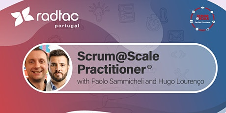 Scrum@Scale® Practitioner bilhetes