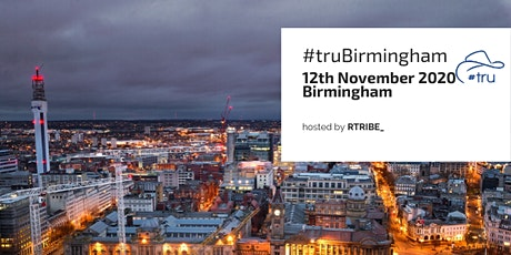 #truBirmingham - The recruitment unconference comes to Birmingham for the first time tickets