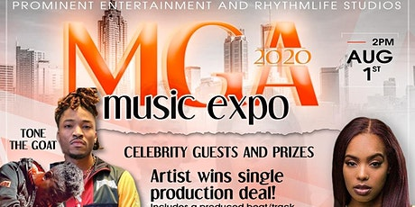 2020 Middle Georgia Music Expo tickets