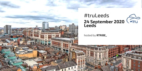 #truLeeds 2020 -  The awkward 3rd Album - The recruitment unconference. tickets