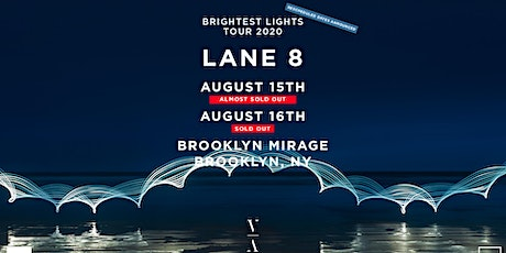 Lane 8 - Brightest Lights Tour - Brooklyn, NY (Sunday) tickets