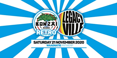 Bonzai Retro vs Legacy Ville - 2020 billets