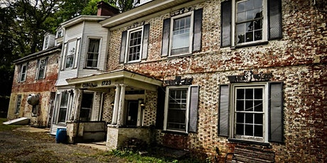 White Hill Mansion Ghost Hunt tickets