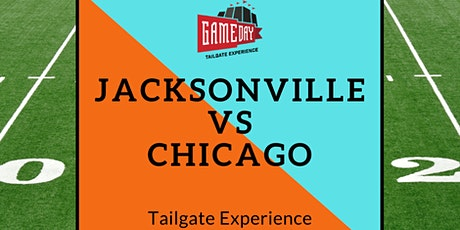 Jacksonville vs Chicago All-Inclusive Tailgate Experience tickets
