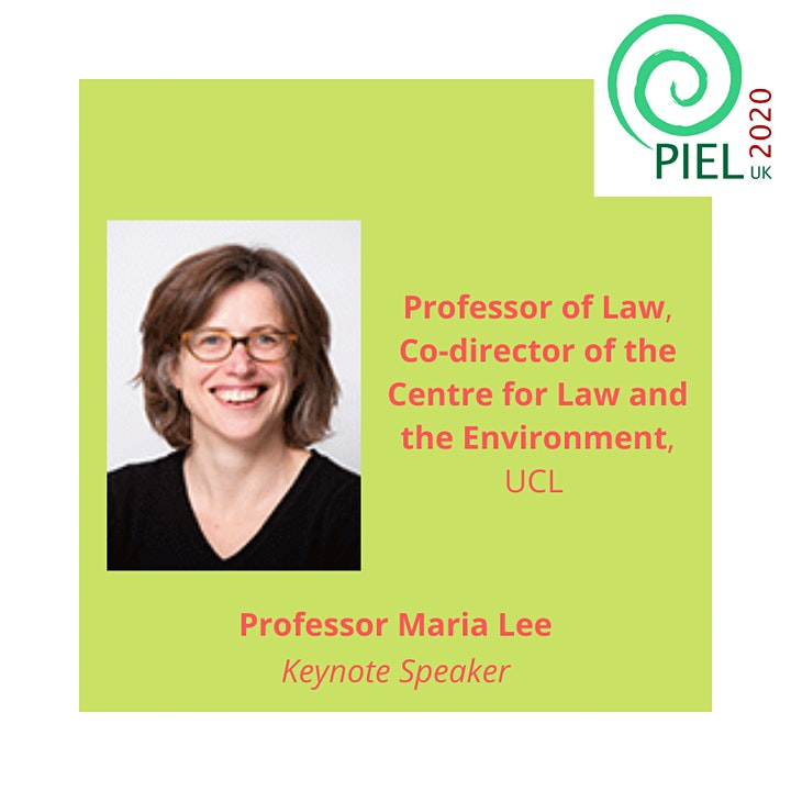 PIEL UK Lecture and Q&A with Professor Maria Lee image
