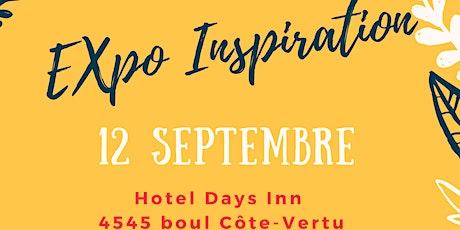 Foire Expo Inspiration billets