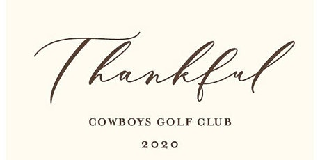 Thanksgiving Networking Feast at Cowboys Golf Club tickets