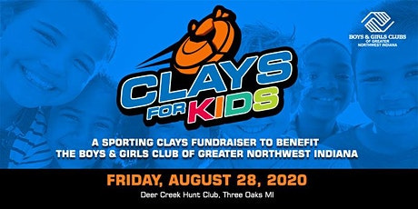 Clays For Kids Benefitting Boys & Girls Clubs of Greater Northwest Indiana tickets