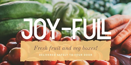 Joy-full Fruit and Vegetable delivery tickets