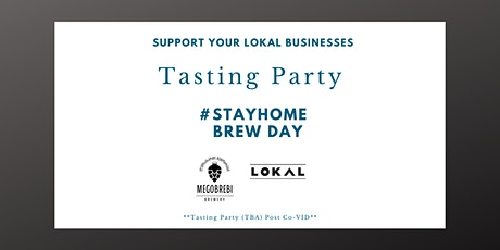 Home Brewing Tasting Party tickets