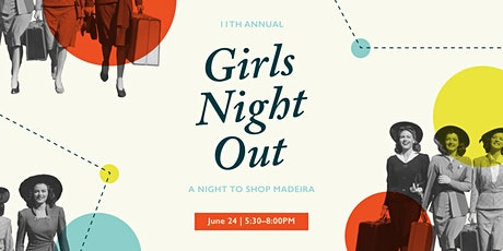 Madeira Girls' Night Out: Summer Edition tickets
