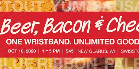 New Glarus Beer, Bacon & Cheese 2020 tickets