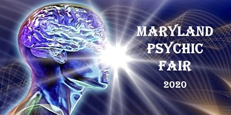 Maryland Psychic Fair 2020 tickets