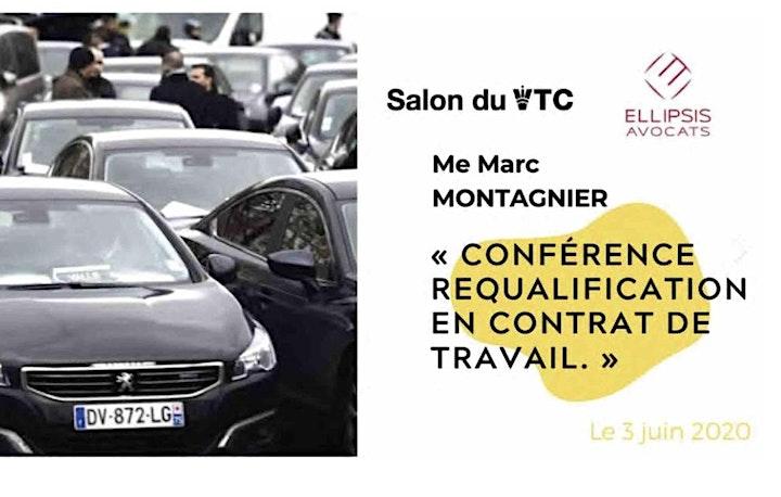 Image pour Salon du VTC Paris 2020