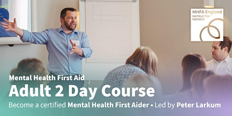 Mental Health First Aid (2 Day Course) - Winchester tickets