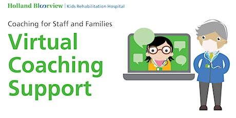 Virtual Coaching Support For Staff and Parents tickets