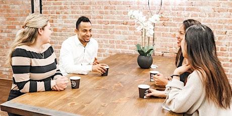 PAUSE-CAFÉ VIRTUELLE : CLASSE DE CONVERSATION (ANGLAIS) billets
