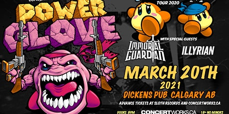 PowerGlove w/Immortal Guardian & Illyrian tickets