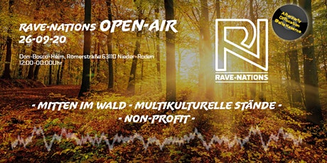 Rave-Nations Open-Air 2020 Tickets