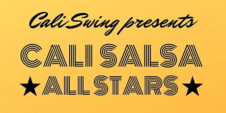 CALI SALSA ALL STARS ONLINE MASTERCLASSES tickets