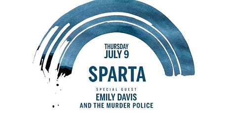 Sparta---CANCELED tickets