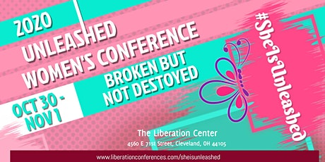 Unleashed Women's Conference 2020 tickets