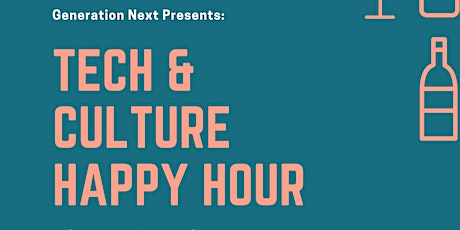 Tech & Culture Virtual Happy Hour tickets