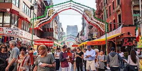 5 Boroughs Club NYC-Italian Feast Night 2020 tickets