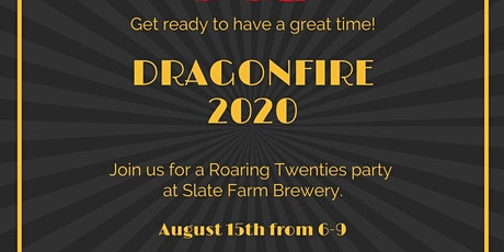Dragonfire 2020 tickets