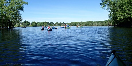 Trails Day Paddle - Wethersfield Cove tickets