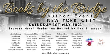 Books by the Bridge Author Event - New York City tickets