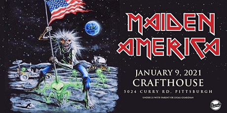 Maiden America - A Tribute to Iron Maiden tickets