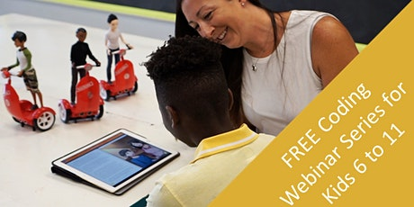 STEM at Home Webinar Series with Smart Buddies tickets