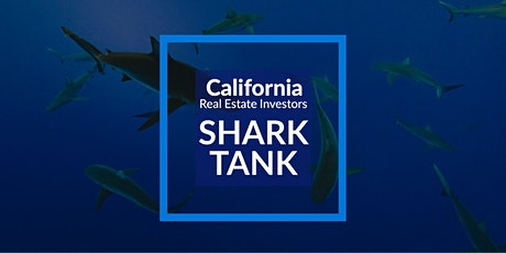 California Real Estate Investors Shark Tank tickets