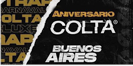 Colta - ANIVERSARIO - Ciudad Autónoma de Buenos Aires entradas