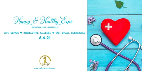 Induo's 4th Annual Happy & Healthy Women's Expo! tickets