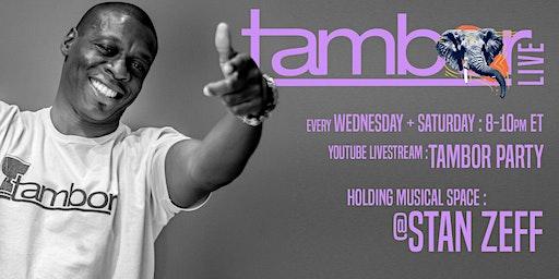Tambor Live