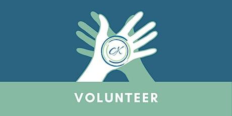Volunteer Meet & Greet, Weekly Virtual Orientation tickets