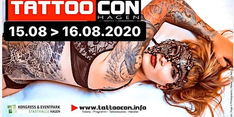 2. Internationale Tattoo Convention Hagen billets