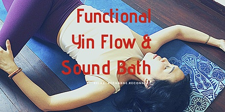 Functional Yin Flow + Sound Bath tickets