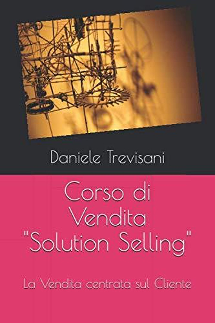 Immagine Corso online Solution Selling, Psicologia di Marketing e Vendita + 2 Ebook