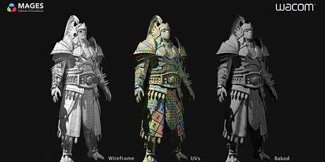 How to Digitally Sculpt a 3D Character (Webinar) tickets