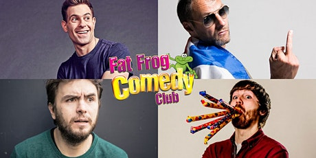 Fat Frog Comedy with Simon Brodkin & Leo Kearse tickets